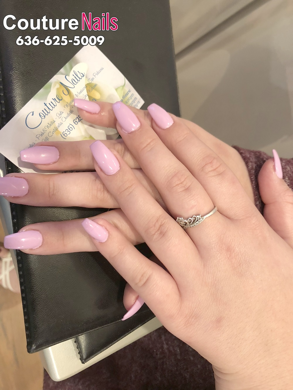 Couture Nails   Nails salon in Lake St Louis MO 63367